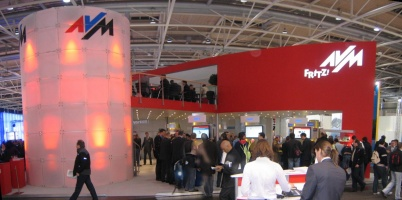 AVM Cebit 07 Panorama