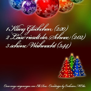 Weihnachts CD - Back Cover