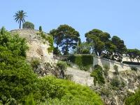 Monaco - Palast auf Monaco-Ville -- Monaco - Palast auf Monaco-Ville
