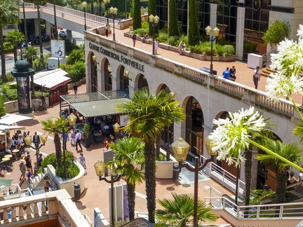 Monaco - Shopping Mall -- Monaco - Shopping Mall