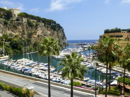 Monaco - Port de Fontvieille -- Monaco - Port de Fontvieille