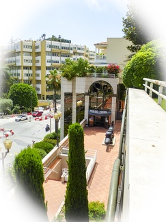 Monaco - Avenue Albert II -- Monaco - Avenue Albert II