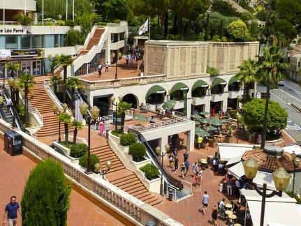 Monaco - Einkaufszentrum -- Monaco - Einkaufszentrum