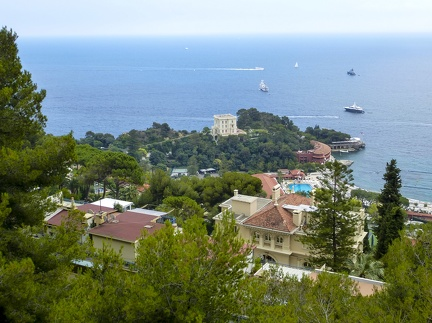 Monaco - Pointe de la Veille -- Monaco - Pointe de la Veille
