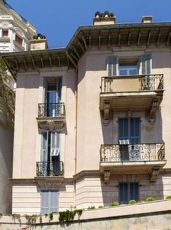Monaco - Haushälfte -- Monaco - Haushälfte