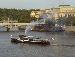 Aussicht-Cechuv-Most-in-Prag