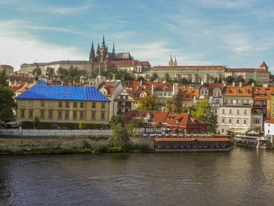 Aussicht-Cechuv-Most-in-Prag 2
