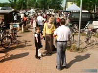 Schützenplatz Braunschweig - Unterhaltung der Besucher auf dem Schützenplatz Braunschweig (klick für Vollbild)