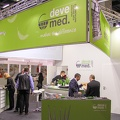 devemed Messestand