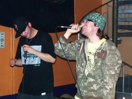 DEF 3 & KAY THE AQUANAUT (Kanada)