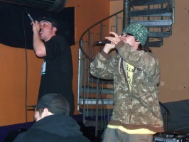 DEF3, KAY THE AQUANAUT, DJ FAKTOR (Canada)