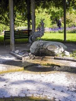 Brunnen -- Insel Mainau - Brunnen auf Insel Mainau