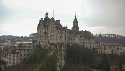 Schloss Sigmaringen -- Sigmaringen - Sigmaringen in Baden Würtemberg