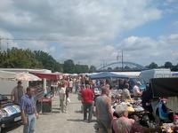 Magdeburg Petriförder - Flohmarkt in Magdeburg - Petriförder (klick für Vollbild)