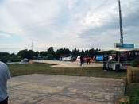 5. Elbauenfest Parey - Wasser-Gaudi Flug Show in Parey mit Floh und Trödelmarkt (klick für Vollbild)